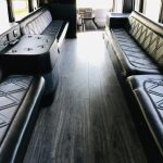 International 20 passenger charter shuttle coach bus for sale - Diesel 16