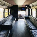 International 20 passenger charter shuttle coach bus for sale - Diesel 17