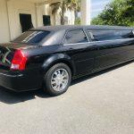 Chrysler 9 passenger charter shuttle coach bus for sale - Gas 3