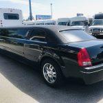 Chrysler 9 passenger charter shuttle coach bus for sale - Gas 7