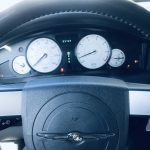 Chrysler 9 passenger charter shuttle coach bus for sale - Gas 23