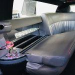 Chrysler 9 passenger charter shuttle coach bus for sale - Gas 15