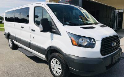 2018 Ford Transit 350 Van