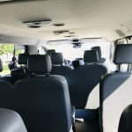 Ford 14 passenger charter shuttle coach bus for sale - Gas 13