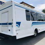 Chevy C5500 29 passenger charter shuttle coach bus for sale - Diesel 3