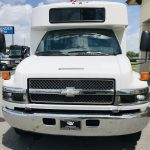 Chevy C5500 29 passenger charter shuttle coach bus for sale - Diesel 10