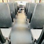 Ford E450 25 passenger charter shuttle coach bus for sale - Gas 12