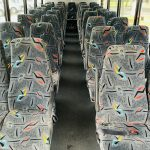 Freightliner 33 passenger charter shuttle coach bus for sale - Diesel 9