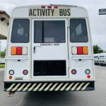 Freightliner 71 passenger charter shuttle coach bus for sale - Diesel 4