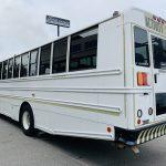 Freightliner 71 passenger charter shuttle coach bus for sale - Diesel 5
