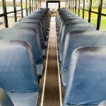 Freightliner 71 passenger charter shuttle coach bus for sale - Diesel 9