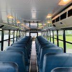 Freightliner 71 passenger charter shuttle coach bus for sale - Diesel 10