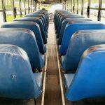 Freightliner 71 passenger charter shuttle coach bus for sale - Diesel 12