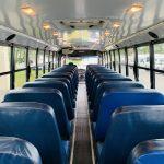 Freightliner 71 passenger charter shuttle coach bus for sale - Diesel 13