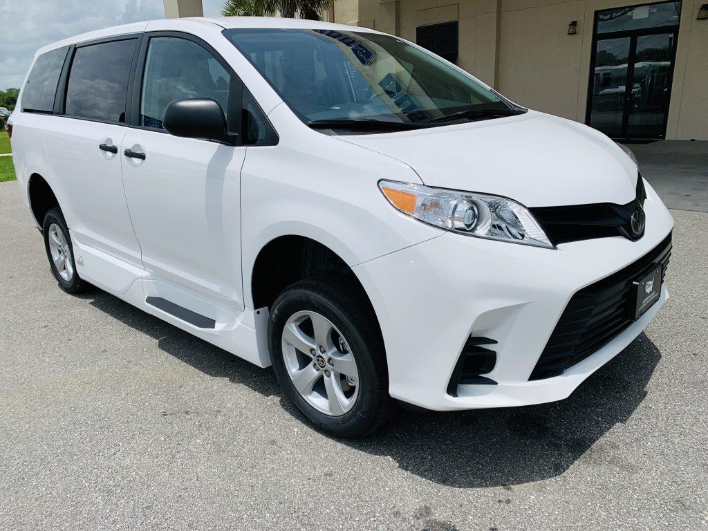 Toyota 6 passenger charter shuttle coach bus for sale - Gas