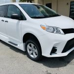 Toyota 6 passenger charter shuttle coach bus for sale - Gas 1