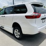 Toyota 6 passenger charter shuttle coach bus for sale - Gas 6