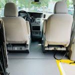 Toyota 6 passenger charter shuttle coach bus for sale - Gas 13