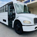 Freightliner 40 passenger charter shuttle coach bus for sale - Diesel 1