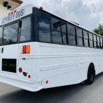 Freightliner 40 passenger charter shuttle coach bus for sale - Diesel 3