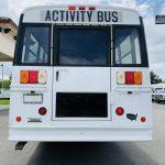 Freightliner 40 passenger charter shuttle coach bus for sale - Diesel 4