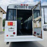 Freightliner 40 passenger charter shuttle coach bus for sale - Diesel 5