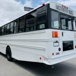 Freightliner 40 passenger charter shuttle coach bus for sale - Diesel 6