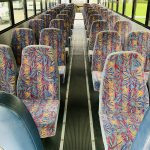 Freightliner 40 passenger charter shuttle coach bus for sale - Diesel 10