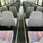 Freightliner 40 passenger charter shuttle coach bus for sale - Diesel 12