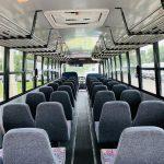 Freightliner 40 passenger charter shuttle coach bus for sale - Diesel 13