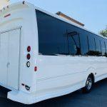 Freightliner 33 passenger charter shuttle coach bus for sale - Diesel 4