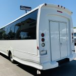 Freightliner 33 passenger charter shuttle coach bus for sale - Diesel 7