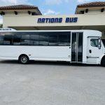 Freightliner 36 passenger charter shuttle coach bus for sale - Diesel 3
