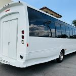 Freightliner 36 passenger charter shuttle coach bus for sale - Diesel 4