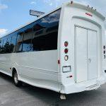 Freightliner 36 passenger charter shuttle coach bus for sale - Diesel 7