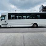 Freightliner 36 passenger charter shuttle coach bus for sale - Diesel 8