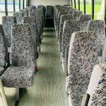 Freightliner 36 passenger charter shuttle coach bus for sale - Diesel 11