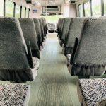 Freightliner 36 passenger charter shuttle coach bus for sale - Diesel 13