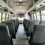 Freightliner 36 passenger charter shuttle coach bus for sale - Diesel 14