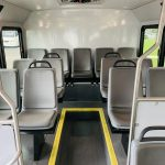 Freightliner 33 passenger charter shuttle coach bus for sale - Diesel 11