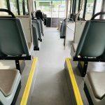 Freightliner 33 passenger charter shuttle coach bus for sale - Diesel 12