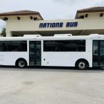 Freightliner 33 passenger charter shuttle coach bus for sale - Diesel 2