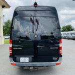 Mercedes 10 passenger charter shuttle coach bus for sale - Diesel 4
