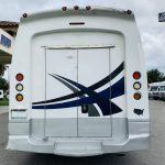 Chevy C5500 34 passenger charter shuttle coach bus for sale - Diesel 4