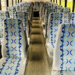Chevy C5500 34 passenger charter shuttle coach bus for sale - Diesel 10