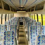 Chevy C5500 34 passenger charter shuttle coach bus for sale - Diesel 11