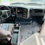 Chevy C5500 34 passenger charter shuttle coach bus for sale - Diesel 15