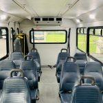 Ford E350 12 passenger charter shuttle coach bus for sale - Gas 9