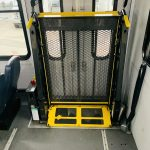 Ford E350 12 passenger charter shuttle coach bus for sale - Gas 11