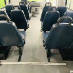 Ford E350 12 passenger charter shuttle coach bus for sale - Gas 12